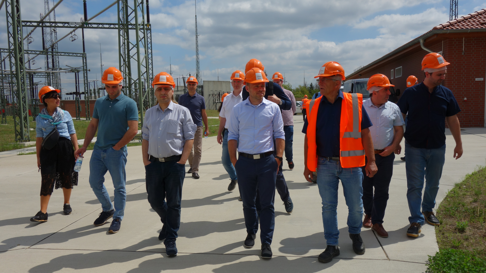 GSE experts visiting 50 Hertz in July 2019