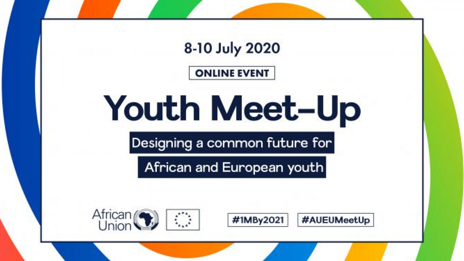 Listen-Up! Speak-Up! Meet-Up! : Youth from Africa and Europe engage in designing a common future