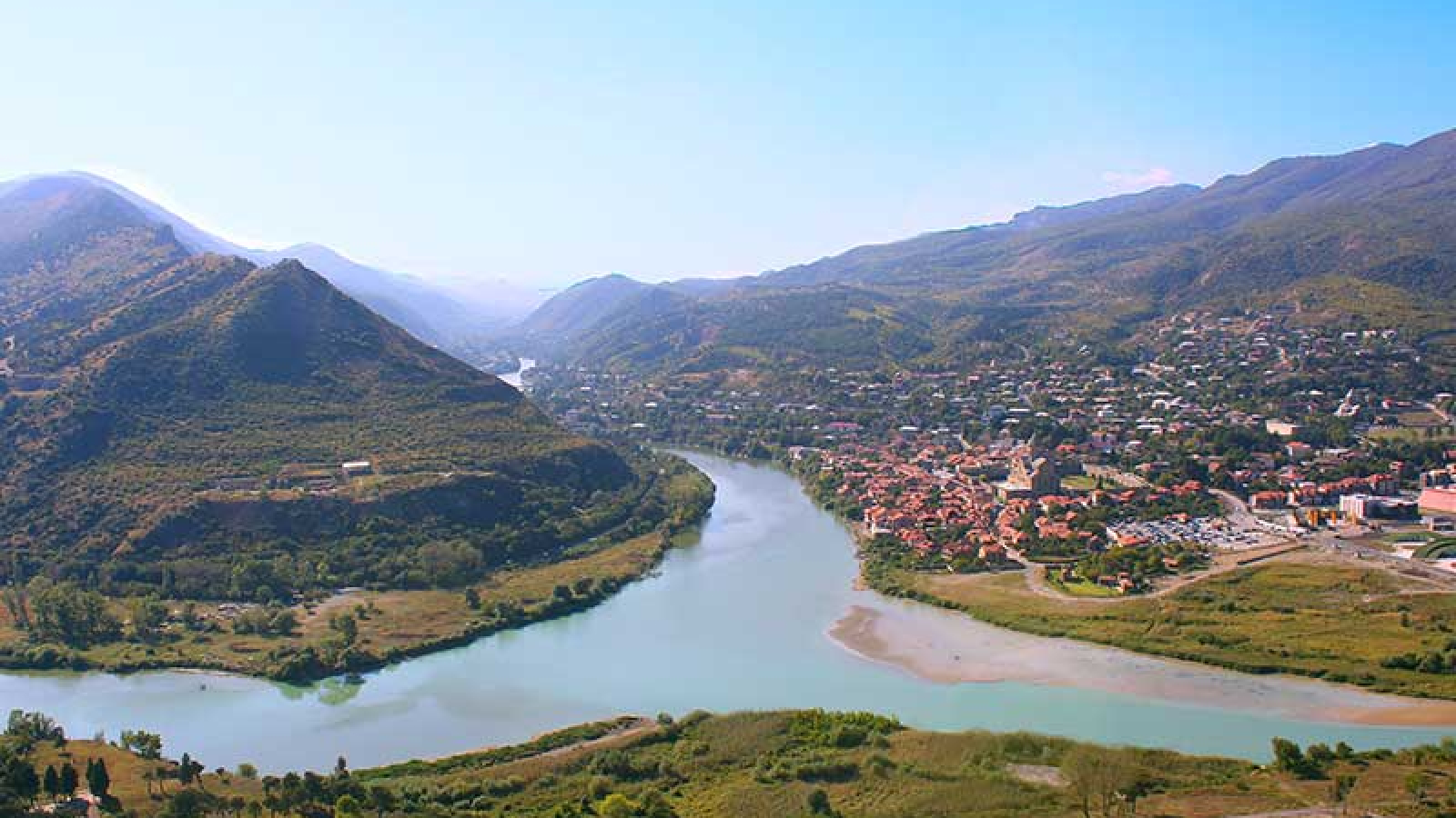 "Call for tenders, Georgia - ""River Basin Management Plan - finalisation"""