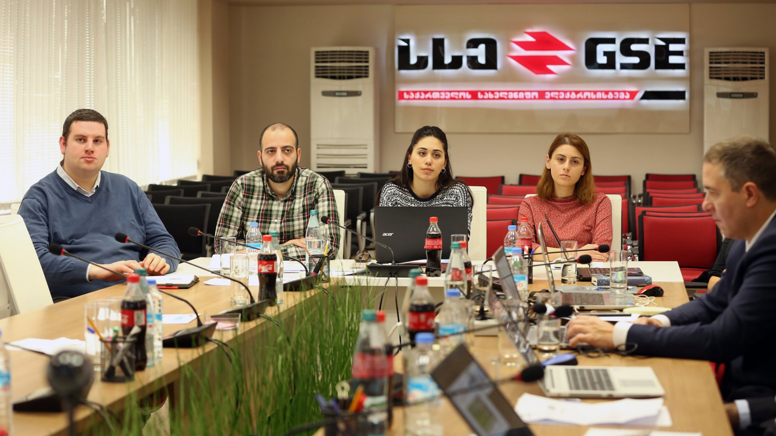 Working Meeting by GSE representatives
