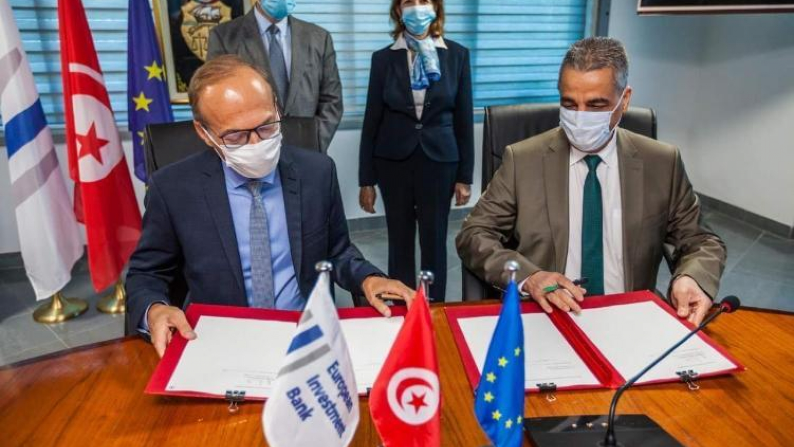 Tunisia: European Investment Bank provides fresh support to secure drinking water supply