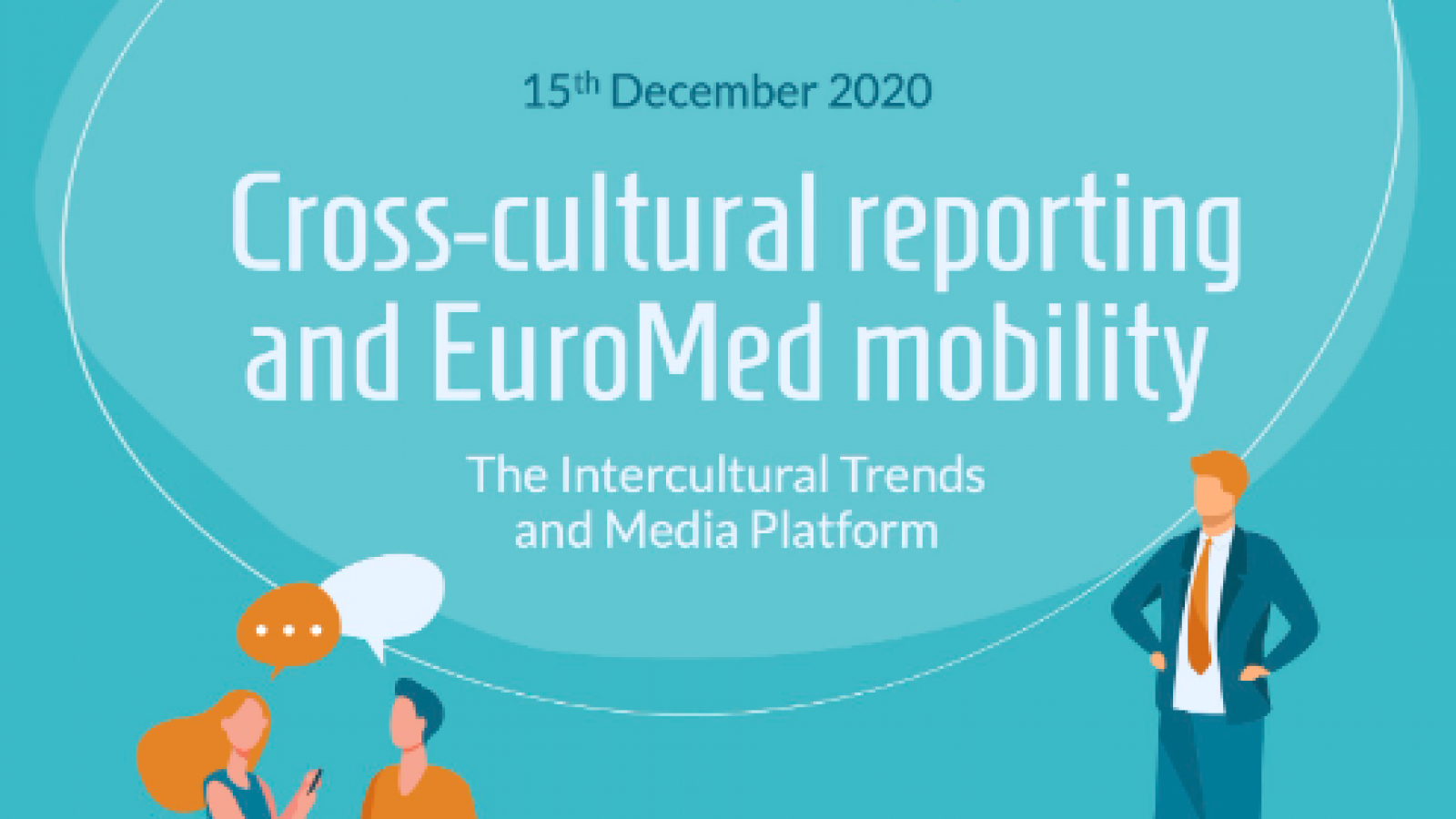 Anna Lindh Foundation platform to reflect on cross-cultural reporting and Euromed mobility