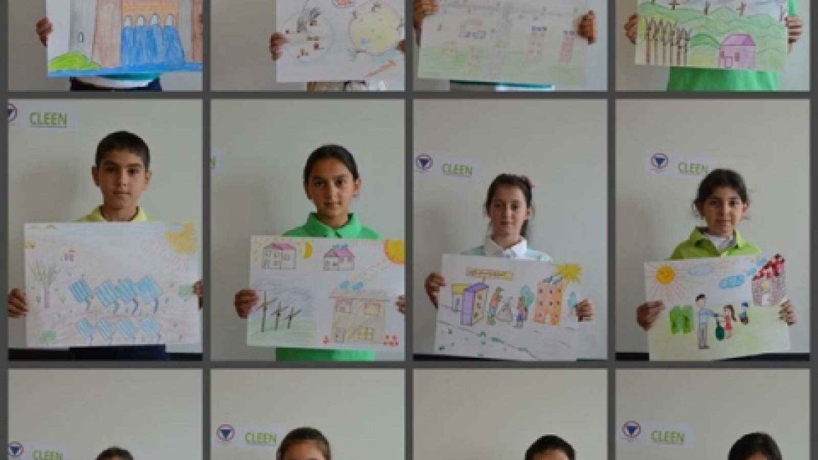 Armenia: EU project inspires kids to care about clean environment
