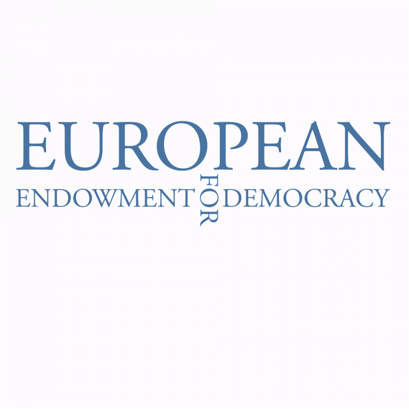 European Endowment for Democracy logo