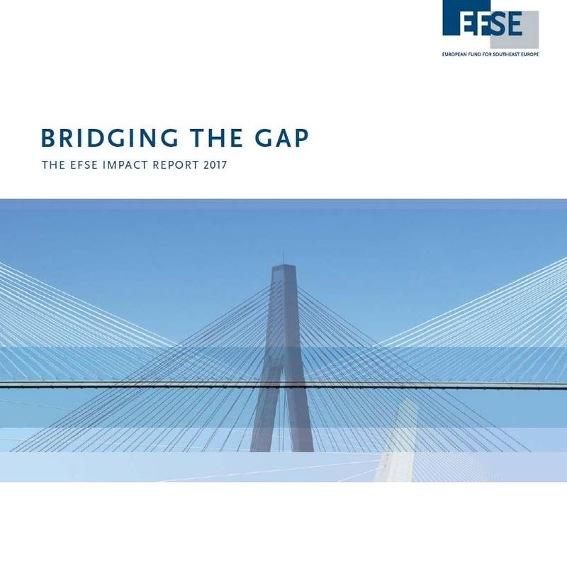 Bridging the Gap: the EFSE Impact Report 2017