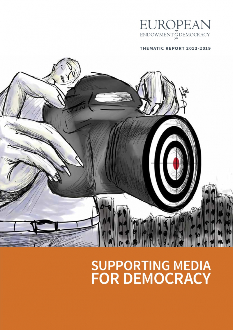 Supporting Media for Democracy (2013-2019)