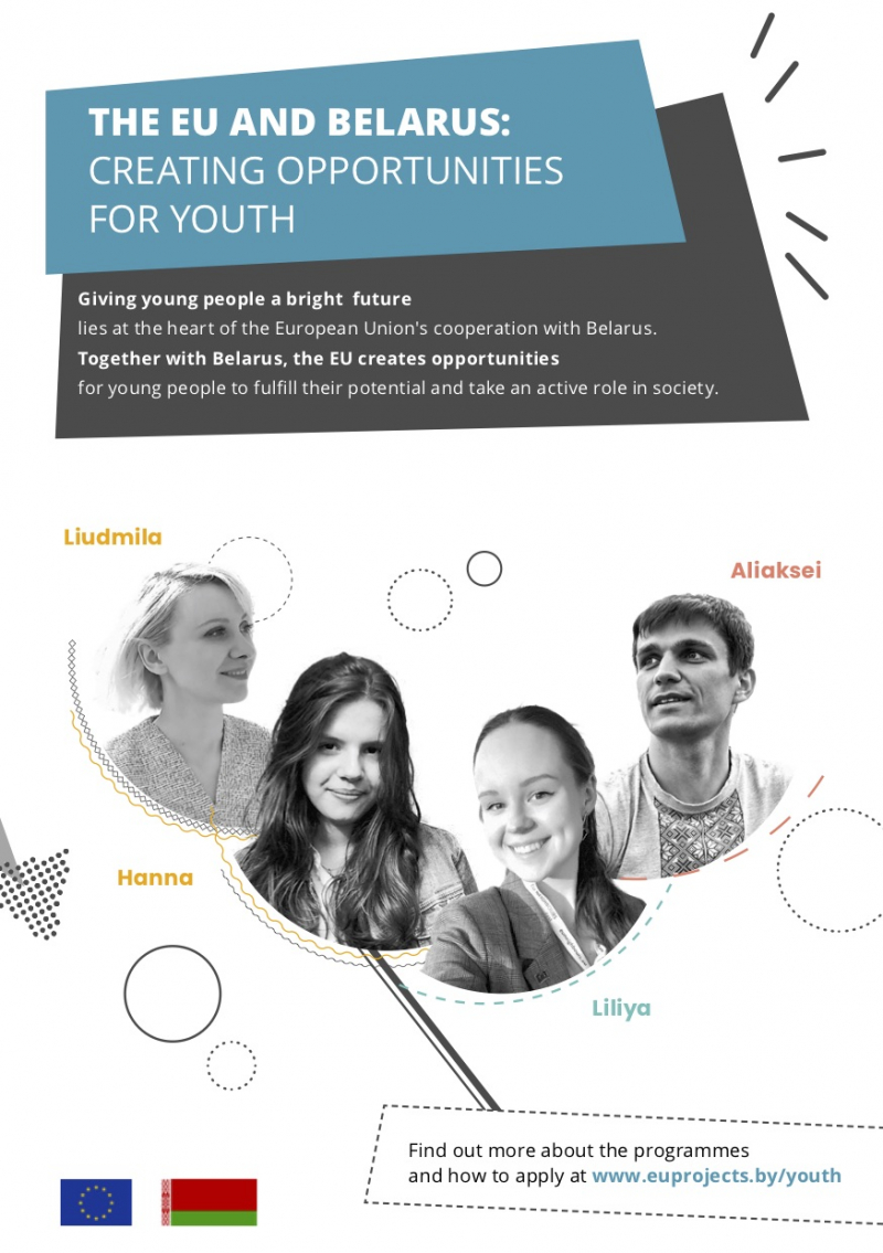 The EU and Belarus: Creating opportunities for youth