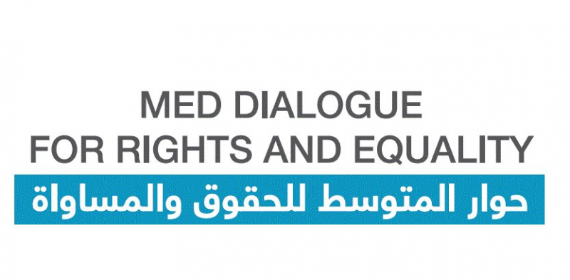 Med Dialogue for Rights and Equality logo