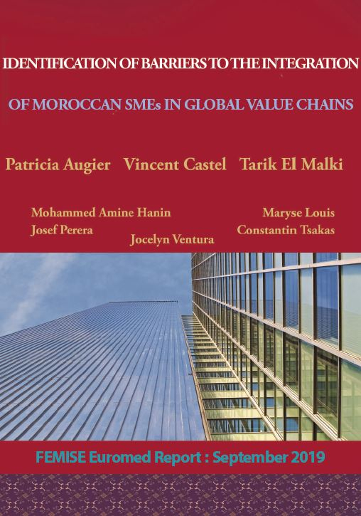 EuroMed Report: Identification of barriers to the integration of Moroccan SMEs in global value chains