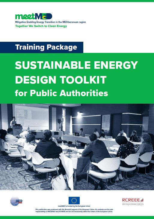 meetMED Sustainable Energy Design Toolkit for Public Authorities