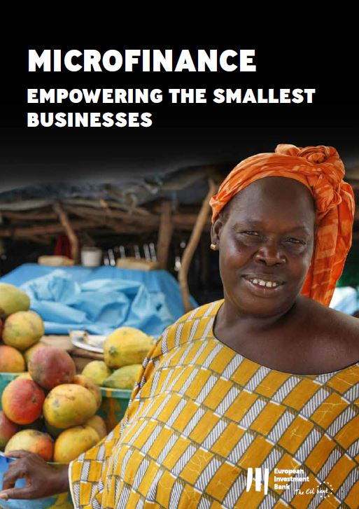 EIB publication : Microfinance: Empowering the smallest businesses