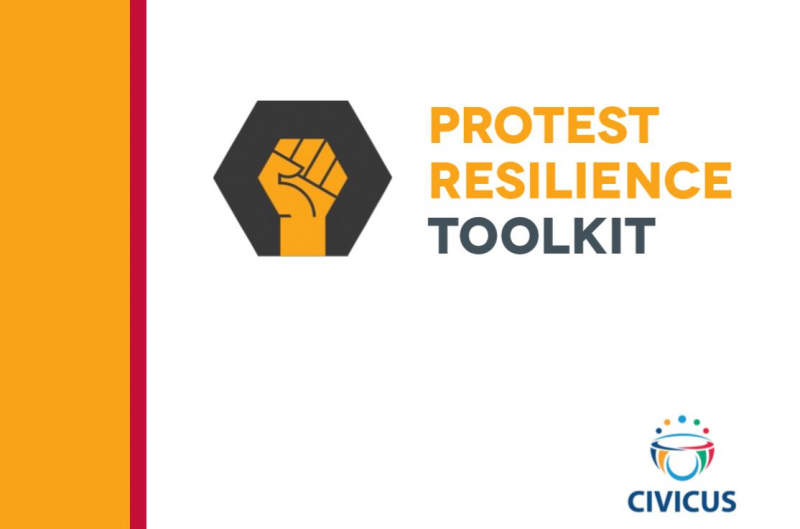 Civicus Protest Resilience toolkit
