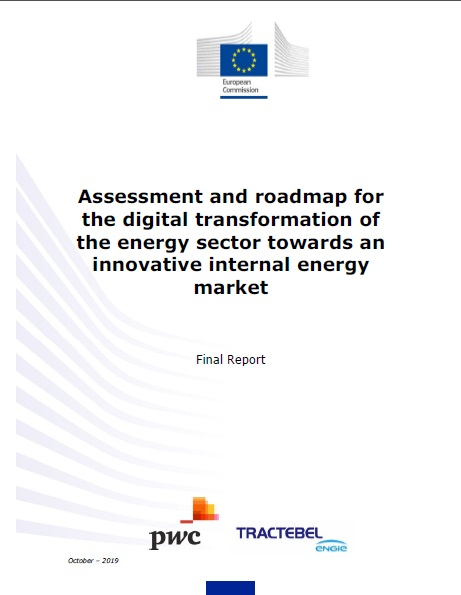 Assessment and roadmap for the digital transformation of the energy sector towards an innovative internal market