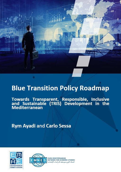EMEA-EMNES Study – Blue transition policy roadmap : towards transparent, responsible, inclusive and sustainable (TRIS) development in the Mediterranean