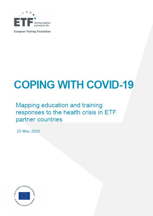Coping with COVID-19 – Mapping education and training responses to the health crisis in ETF partner countries
