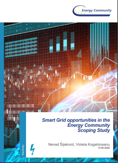 Smart Grid opportunities in the Energy Community Scoping Study