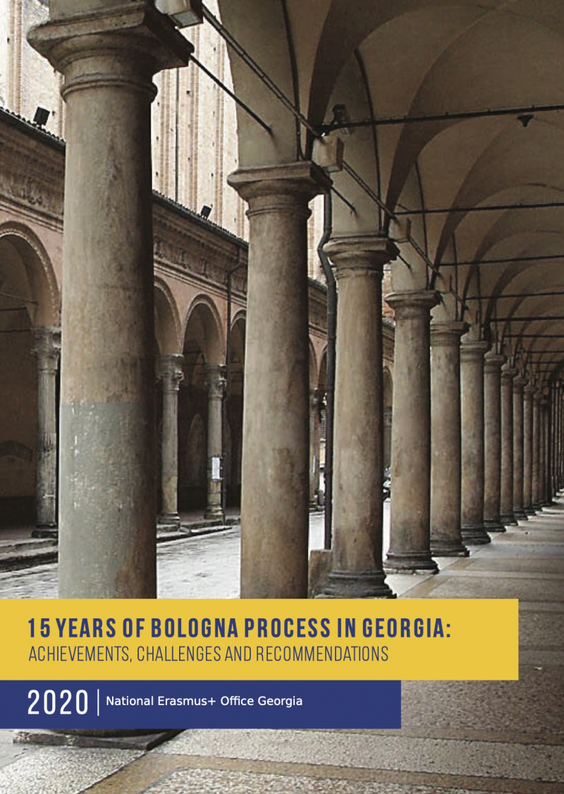 15 Years of Bologna Process in Georgia: Achievements, Challenges and Recommendations