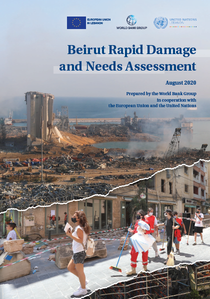 Beirut Rapid Damage and Needs Assessment (RDNA) — August 2020