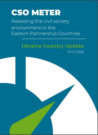 CSO METER: Assessing the civil society environment in the Eastern Partnership countries (Ukraine 2020)