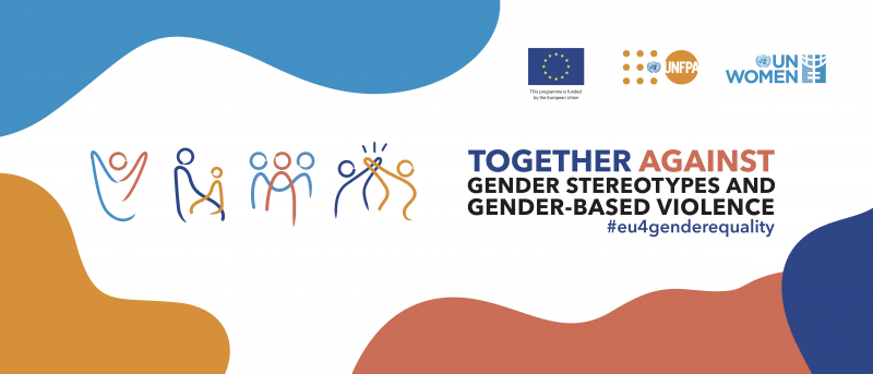 EU 4 Gender Equality: Together Against Gender Stereotypes and Gender-Based Violence