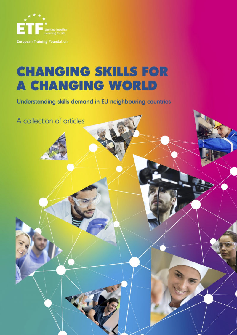 European Training Foundation: 'Changing skills for a changing world'